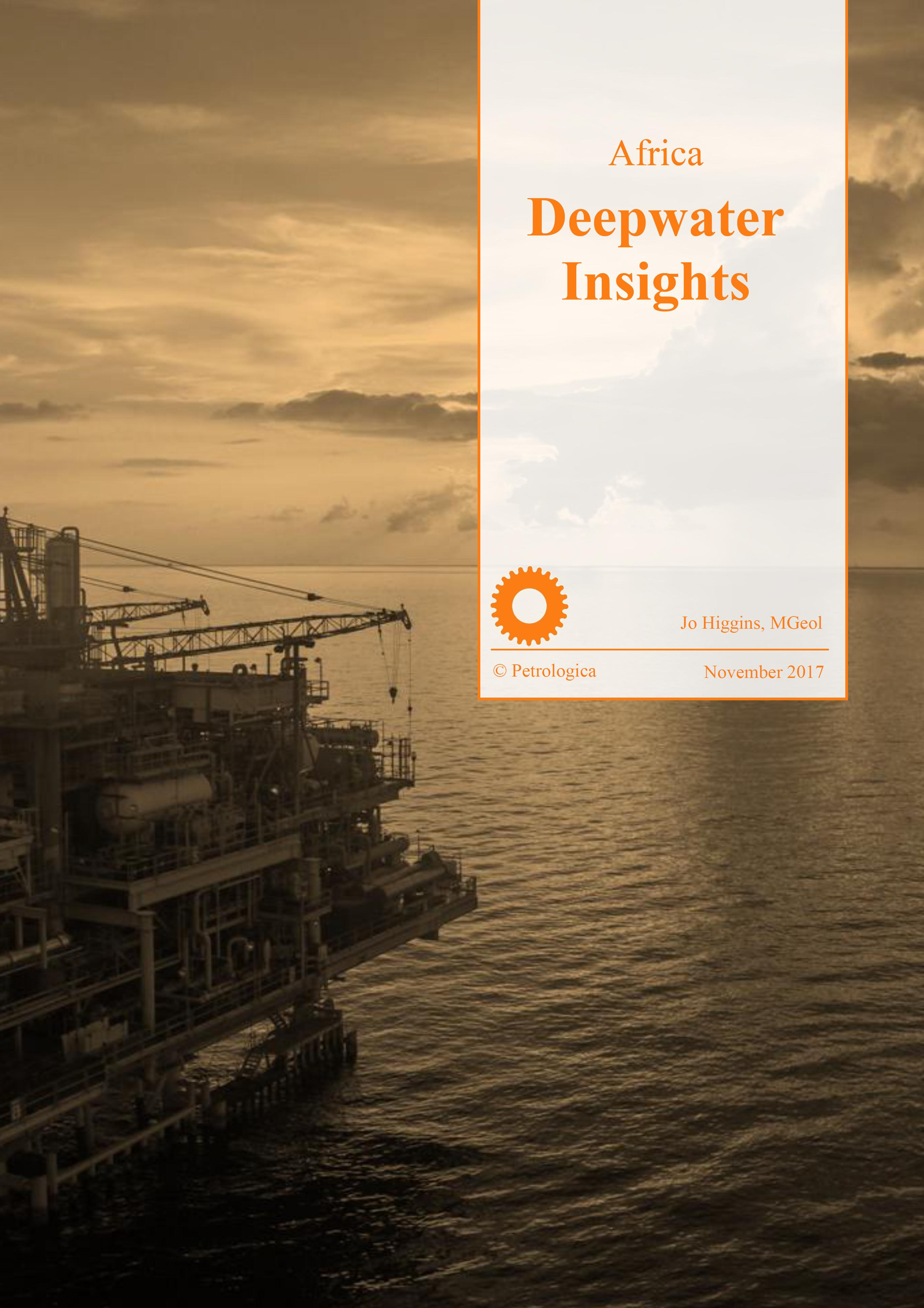 Deepwater Insights - Africa Cover